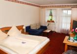 Zimmerbeispiel im Ferienhotel Riesberghof