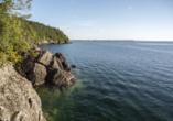Rundreise Schweden, Vätternsee