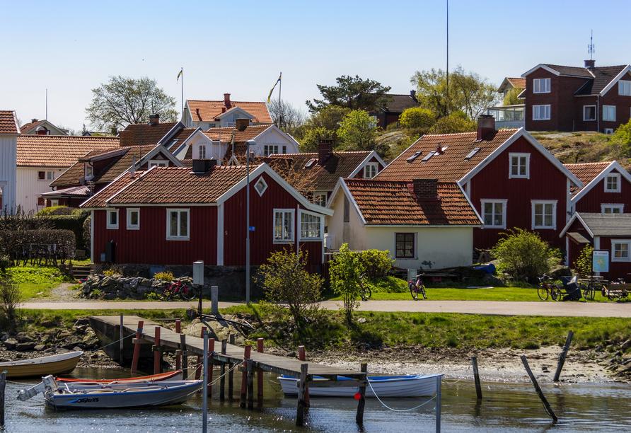 Rundreise Schweden, Fischerdorf Vätternsee