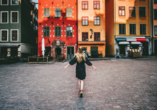 Rundreise Schweden, Innenstadt Stockholm