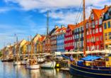 Autorundreise Skandinaviens Königsstädte, Kopenhagen