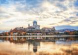 MS Amelia ab/an Passau, Esztergom
