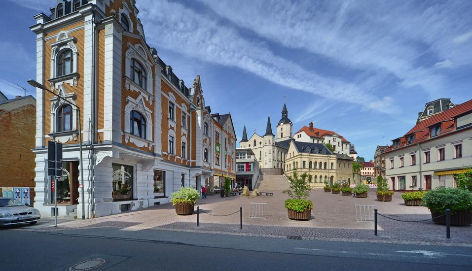 Hotel Meerane in Meerane, Stadt Meerane