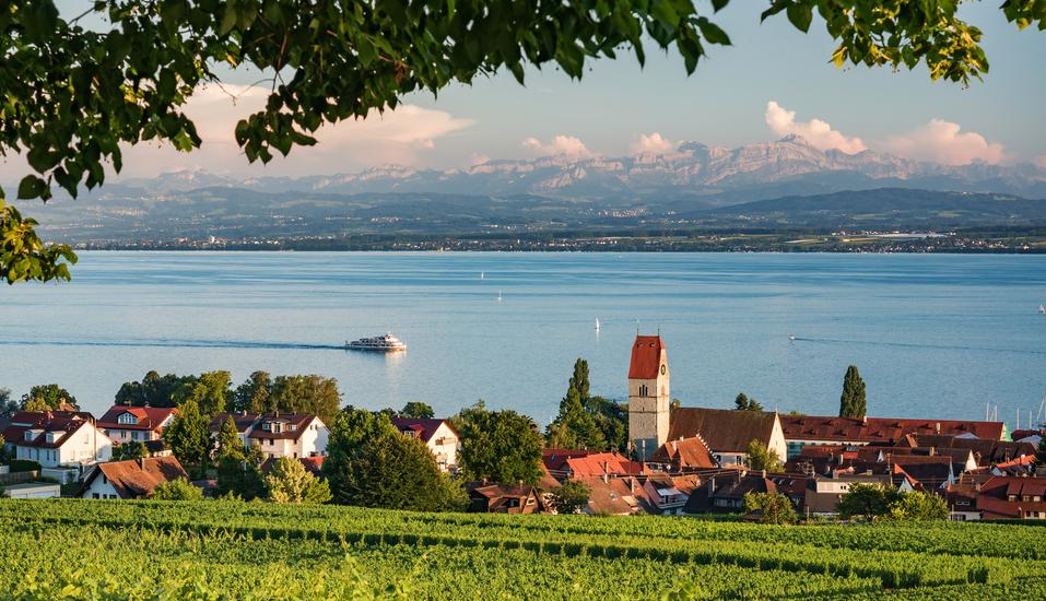 Freuen Sie sich auf Ihren unvergesslichen Urlaub in Hagnau am Bodensee!