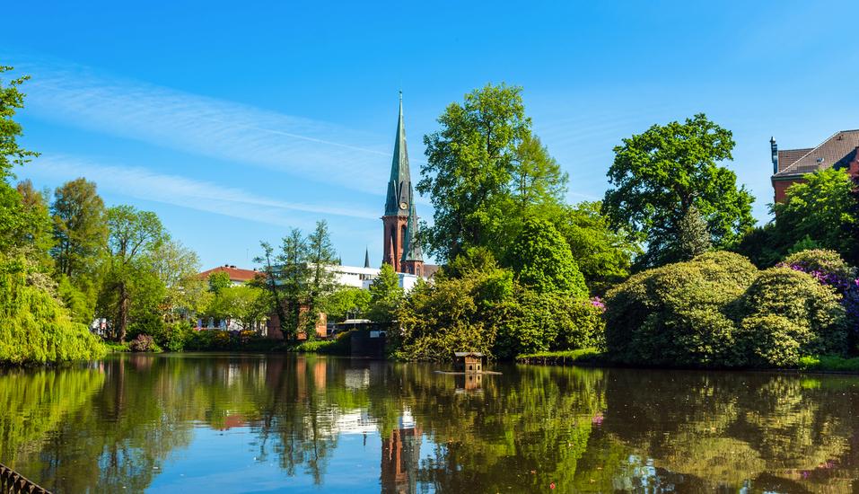 Entdecken Sie die Stadt Oldenburg mit all ihren Facetten.