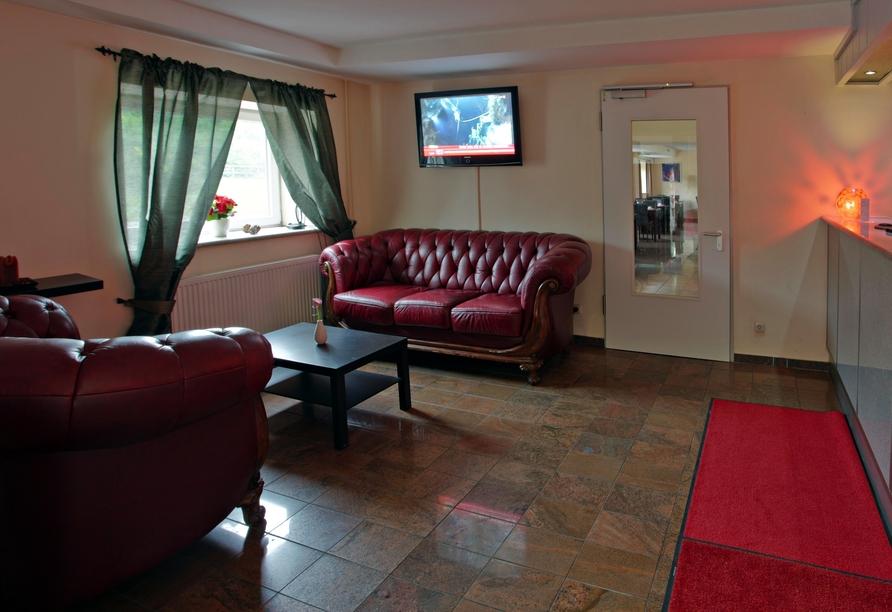 Hotel PLAZA Inn Hamburg Moorfleet, Lobby