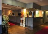 Hotel PLAZA Inn Hamburg Moorfleet, Rezeption