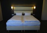 Hotel PLAZA Inn Hamburg Moorfleet, Beispiel Doppelzimmer Standard