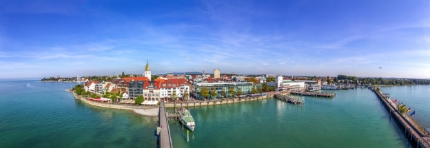 Friedrichshafen erwartet Sie zu einem unvergesslichen Urlaub am Bodensee.