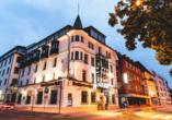 Herzlich willkommen im PLAZA Hotel Buchhorner Hof!