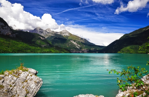 Alle Dolomiti Boutique Lake Hotel, Molveno-See