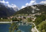 Alle Dolomiti Boutique Lake Hotel, Aussicht auf Molveno-See
