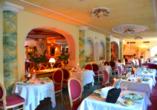 Alle Dolomiti Boutique Lake Hotel, Restaurant