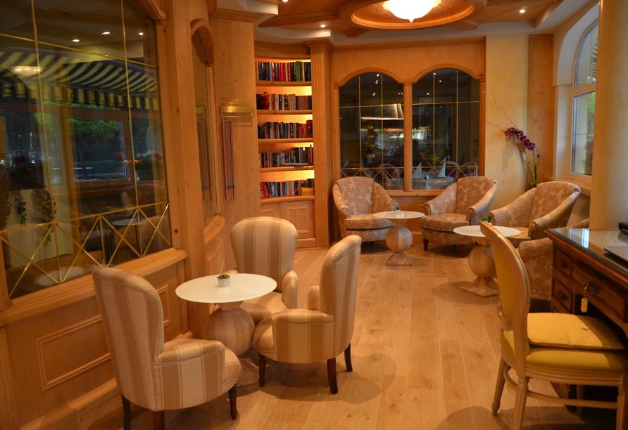 Alle Dolomiti Boutique Lake Hotel, Ruheraum