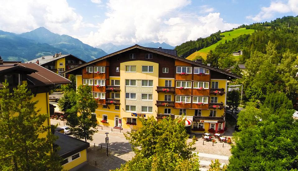 Herzlich willkommen im Hotel Der Schütthof!