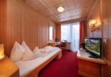 Hotel Latini, Zell am See, Österreich, Einzelzimmer Alpenrose