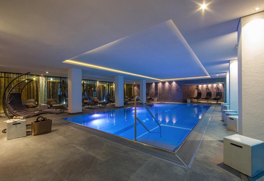 Hotel Latini, Zell am See, Österreich, Hallenbad