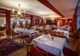 Hotel Latini, Zell am See, Österreich, Restaurant