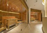 Hotel Latini, Zell am See, Österreich, Sauna