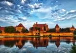 8-tägige Autorundreise Höhepunkte Masuren & Pommern 2021, Marienburg