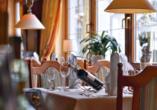 Hotel Central Willingen, Restaurant