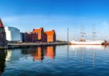 IntercityHotel Stralsund, Hafen Stralsund