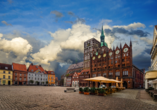IntercityHotel Stralsund, Stadtansicht Stralsund