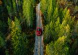 Autorundreise Skandinaviens Königsstädte, Natur