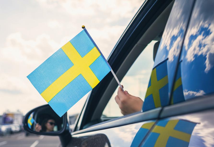 Autorundreise Skandinaviens Königsstädte, Schweden