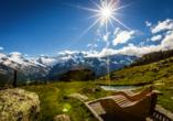 8-tägige Autorundreise Alpenrundfahrt Schweiz  -Italien - Frankreich, Schweizer Wallis