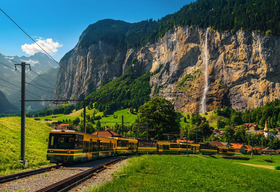 Arenas Resort Victoria-Lauberhorn, Jungfraubahn