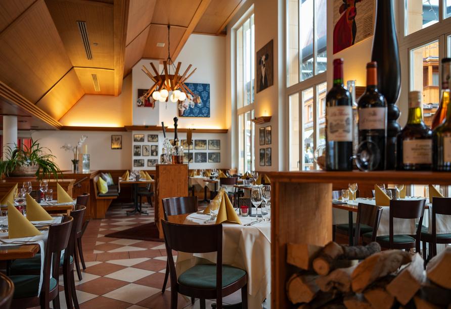 Arenas Resort Victoria-Lauberhorn, Restaurant Pasta & More