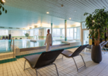 Arenas Resort Victoria-Lauberhorn, Wellnessbereich