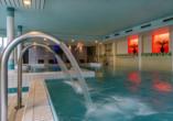 Arenas Resort Victoria-Lauberhorn, Solebad