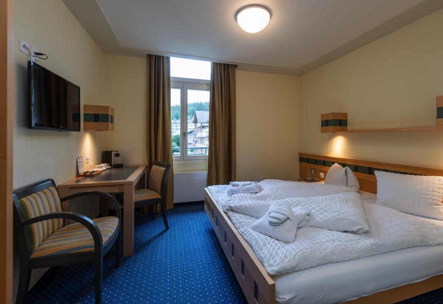 Arenas Resort Victoria-Lauberhorn, Zimmerbeispiel