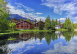 Arena Resort Valaisia, Carns-Montana, Schweiz