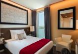 Beispiel eines Doppelzimmers im Leonardo Royal Hotel Venice Mestre