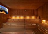 Arenas Resort Victoria-Lauberhorn, Sauna