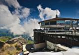 Arenas Resort Victoria-Lauberhorn, Schilthorn Aussichtsplattform
