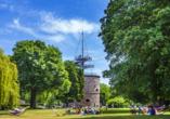 Best Western Hotel Erfurt-Apfelstädt, egapark Aussichtsturm