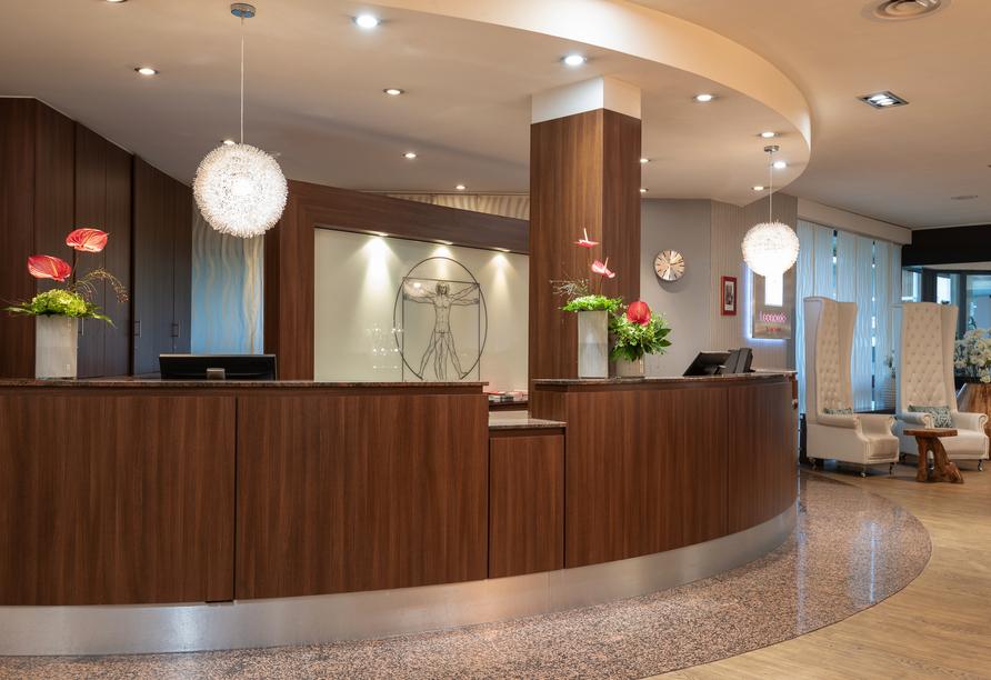Herzlich willkommen im Leonardo Royal Hotel Baden-Baden!