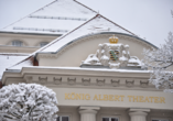 Hotel König Albert in Bad Elster, König Albert Theater