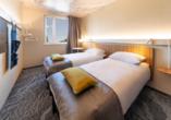 Beispiel eines Doppelzimmers im Beispielhotel Ibis Tallinn