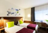 Beispiel eines Doppelzimmers im Beispielhotel Ibis Styles in Vilnius