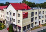 Außenansicht des Beispielhotels Best Hotel Riga