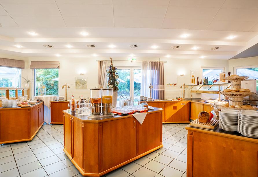 Quality Hotel am Tierpark, Buffet