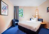 Quality Hotel am Tierpark, Beispiel Einzelzimmer