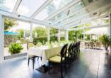 Quality Hotel am Tierpark, Wintergarten