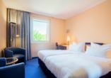 Quality Hotel am Tierpark, Beispiel Doppelzimmer