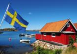 Rundreise Schweden, Schweden